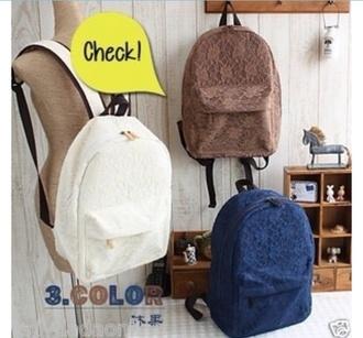 bag school bag wheretogwtit backpack cool girl style back to school