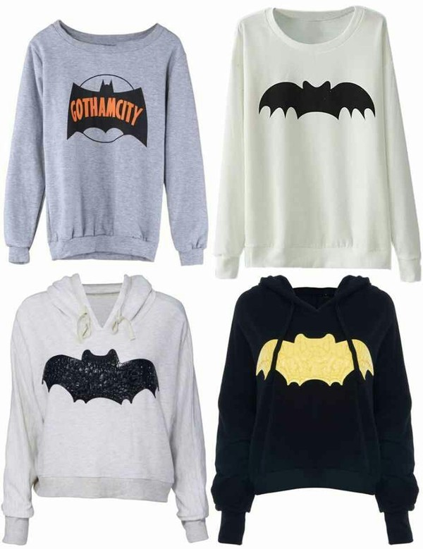 sweater batman winter sweater cute