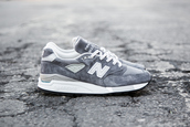 shoes,new balance sneakers,new balance,998 new balance,grey