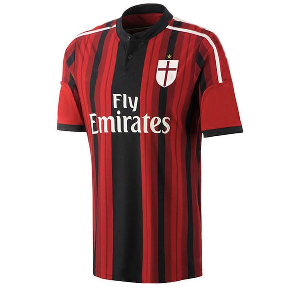 5178e901e Aliexpress.com   Buy Free Shipping! New Style 14 15 AC Milan soccer ...
