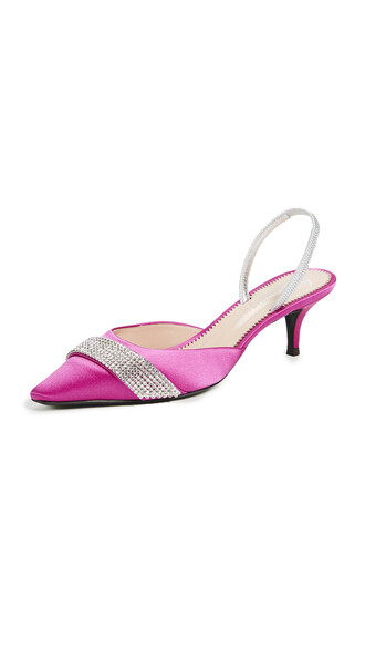 heel pumps silver shoes