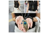 jewels,necklace,pretty,hippie,hipster,long,girl