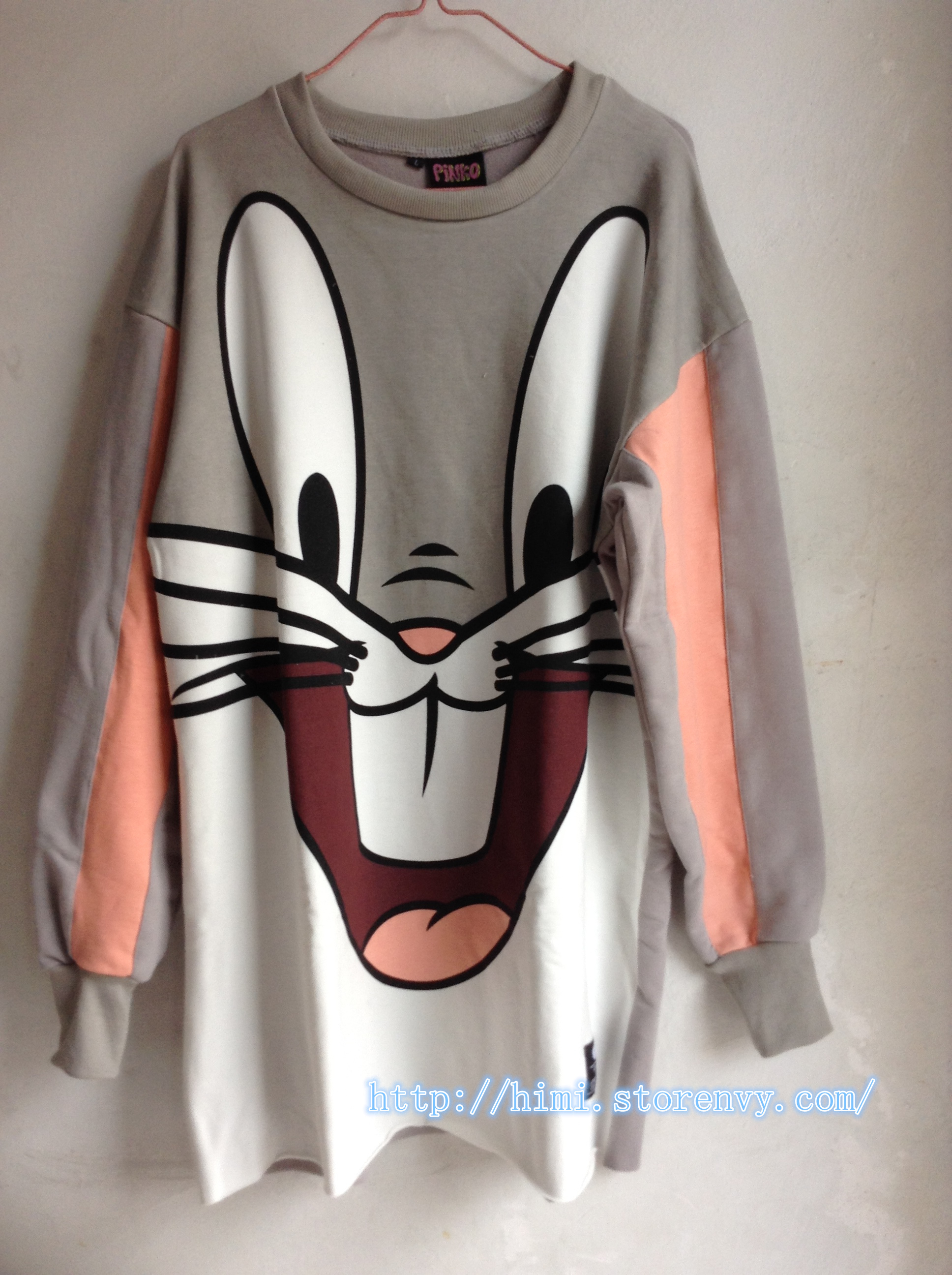 Rabbit harajuku sweater dress Free shipping · HIMI'Store · Online Store Powered by Storenvy