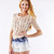 Ombre/Bleached Distressed Denim Shorts | Affordable Junior Clothing & Plus Sized Dresses | Shimmer