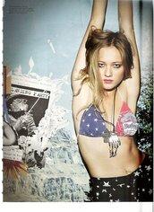 swimwear,vintage,bikini,stars and stripes,summer