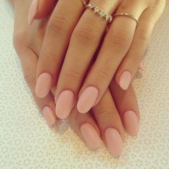 nail polish pearl pink light pink matte pink rings and tings matte pink