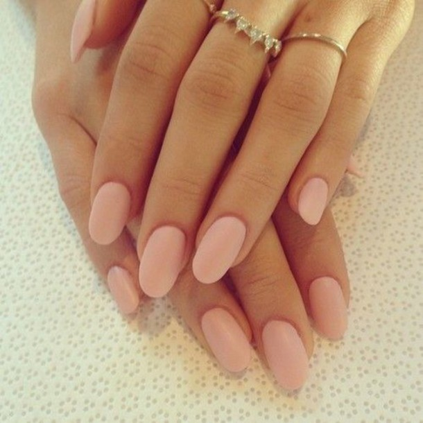 nail polish pearl pink light pink matte pink wheretoget
