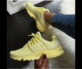 shoes yellow neon nike shoes nike