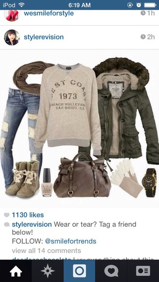 jacket camouflage fall outfits