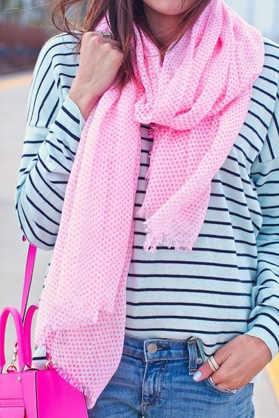 hello fashion sweater scarf jeans bag jewels