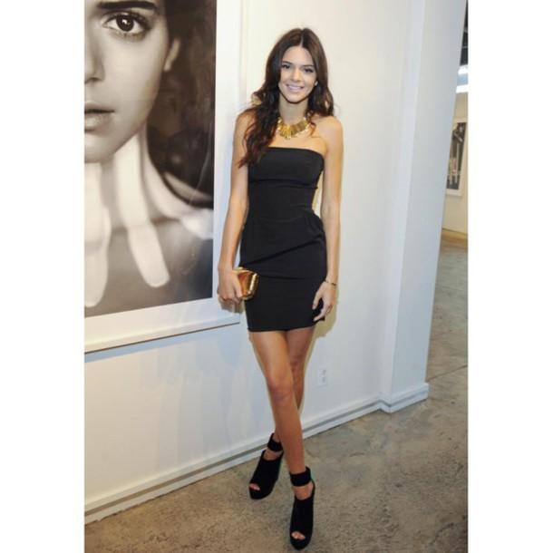 Kendall Jenner Short Dress: Dress, Kendall Jenner, Prom Dress, Kendall Jenner Short