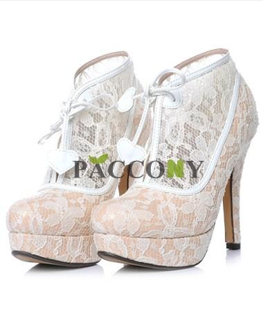 Elegant Pumps, Boot Pumps, Lace Boots