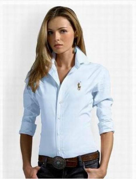 blouse ralph ralph lauren horse girle girl women blue pink blond brown jeans wheretoget. Black Bedroom Furniture Sets. Home Design Ideas