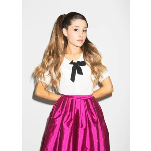 shirt ariana grande collared shirts
