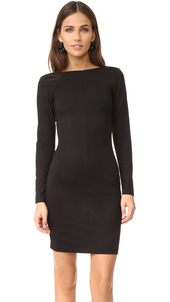 Amanda Uprichard Gigi Dress - Black