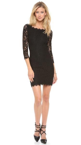 Diane von Furstenberg Zarita Lace Dress | SHOPBOP
