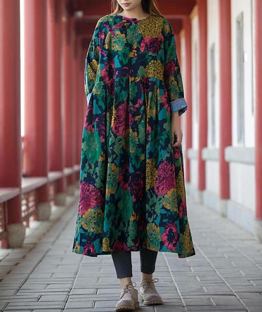 dress loose maxi dress