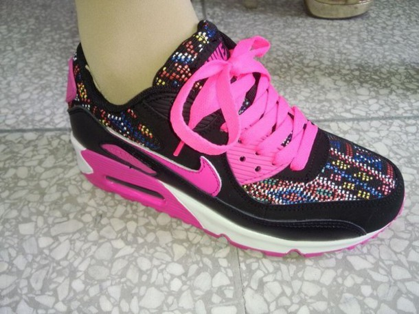 ladies nike air max 90 trainers