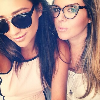 sunglasses shay mitchell pretty little liars emily fields