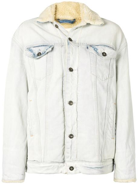Levi's jacket denim jacket denim women cotton blue