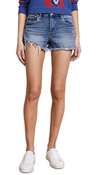 Blank Denim shorts denim shorts denim
