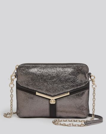 Botkier Crossbody - Valentina Mini Convertible Metallic | Bloomingdale's