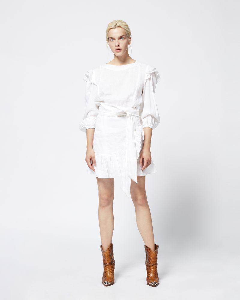 Isabel Marant SHORT DRESS | Official Online Store