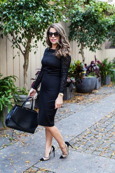 sunglasses bag blogger the corporate catwalk
