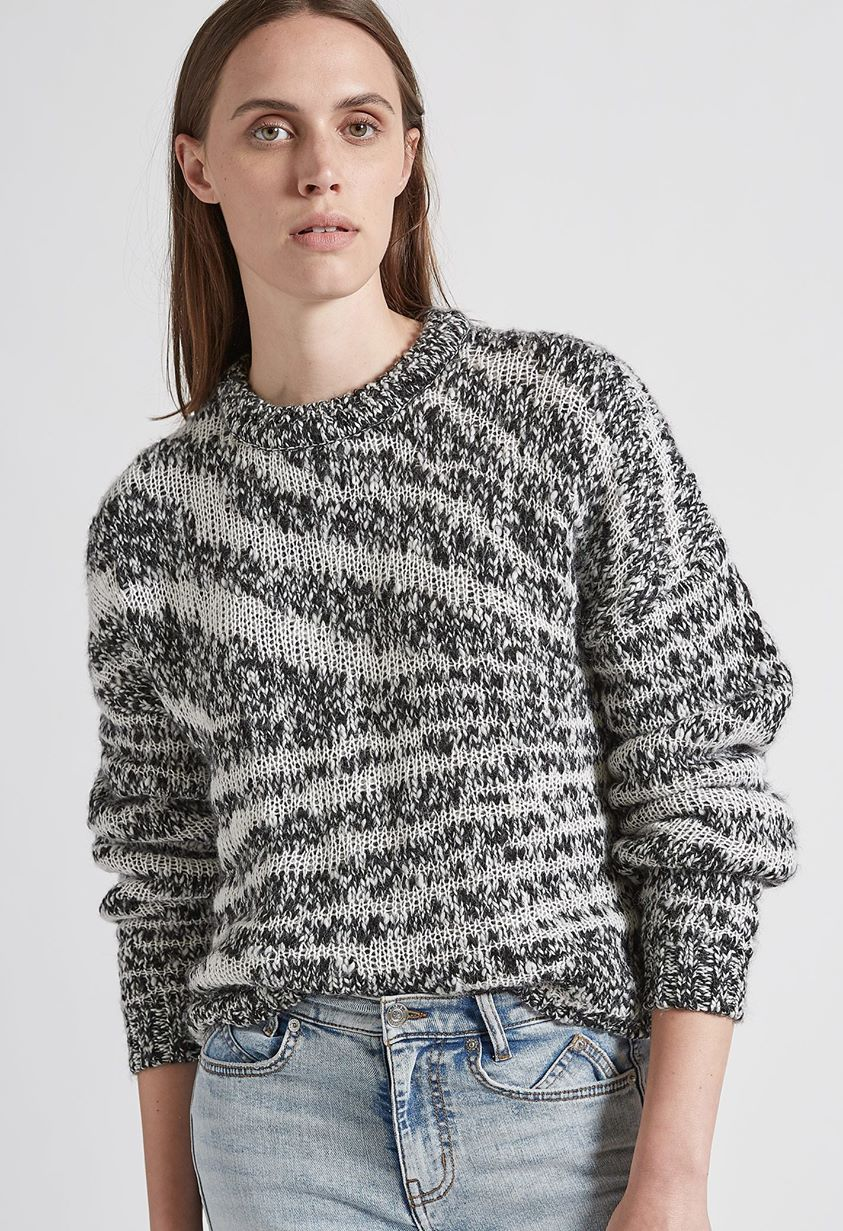 The Cybill Sweater