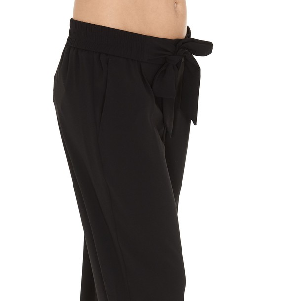 BOUTIQUE MOSCHINO black pants
