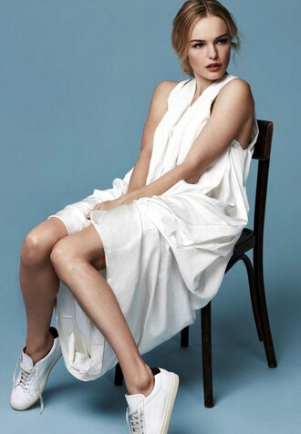 dress kate bosworth white dress white