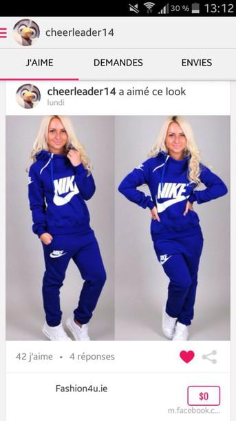 pants jumpsuit blue
