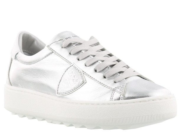 Philippe Model metal shoes