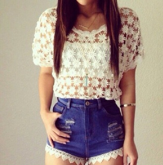 shorts love style lace shorts white lace shorts girly things girly wishlist girly outfits girly outfit girly outfits tumblr girly girl