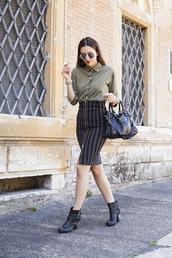 irene closet,blogger,coat