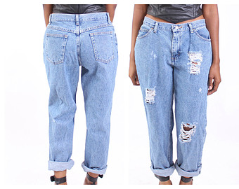 80s High waist Mom Jeans ALL Sizes