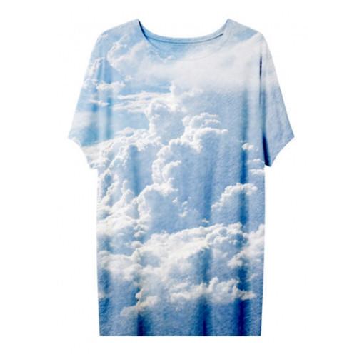 Cloud Tee Nylonshop