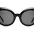 The Diamond Brunch - Gloss Black w/ Grey CR-39 Lenses | CRAP Eyewear