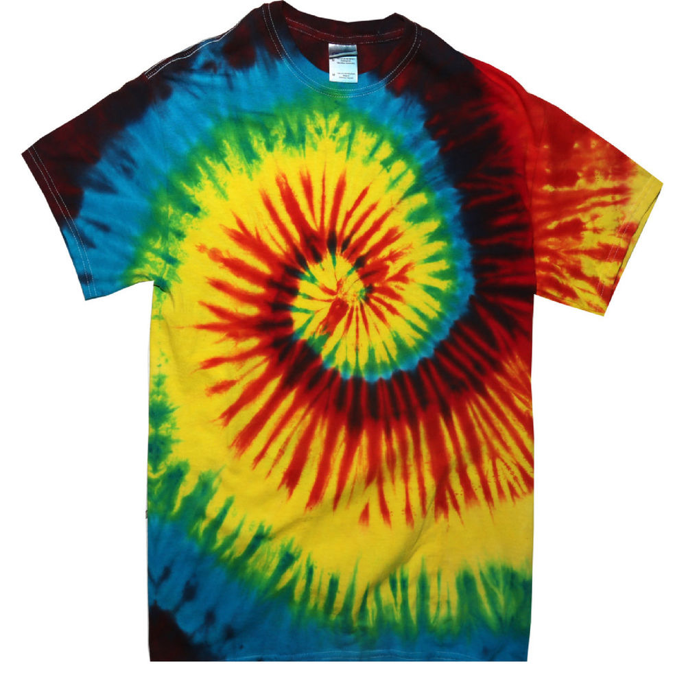 tie dye t shirt psychedelic festival rainbow retro shirts tye d rave tshirts. Black Bedroom Furniture Sets. Home Design Ideas
