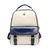 [grxjy5204199]Fashion Contrast Color Multi-function Backpack Travelling Bag