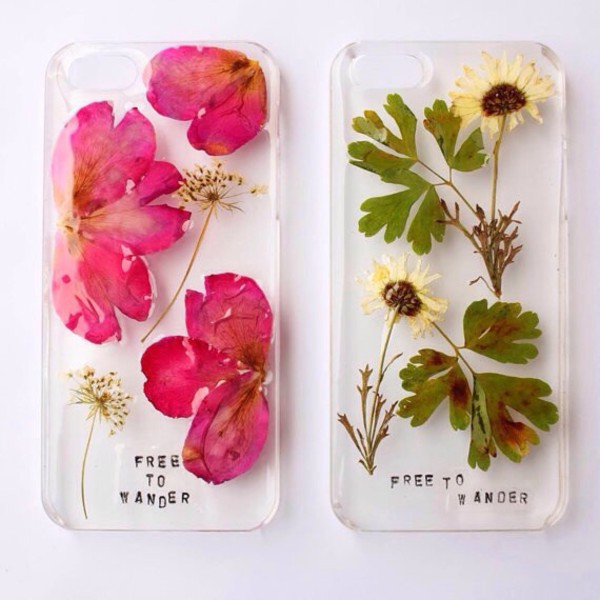 phone cover cellphone flowers phone cover hipster