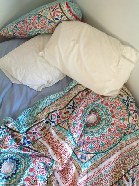 Delicieux Beds New Room Bedding Scarf Hippy Cute Lovely Indie Bag Jewels Covers .