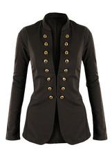 Sirenlondon — galia military jacket