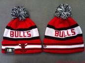 hat,beanie,knit hat,chicago bulls,chicago bulls beanie