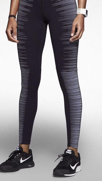 leggings nike black
