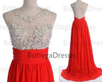 dress red dress prom dress long prom dress long dress evening dress cute dress