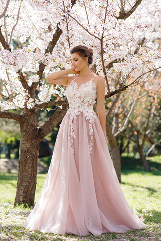dress tumblr maxi dress long dress lace dress pink dress prom dress prom beauty long prom dress gown ball gown dress