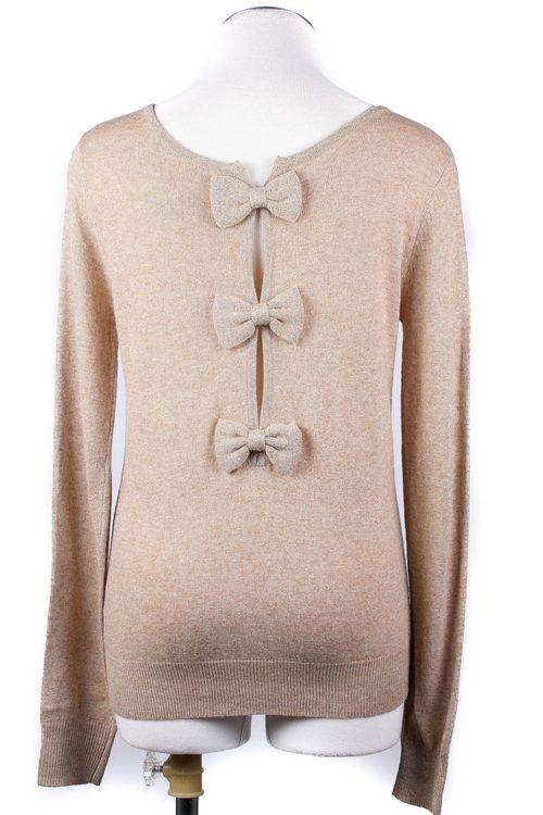 Bow Sweater Elizabeth Amp West Fashion House