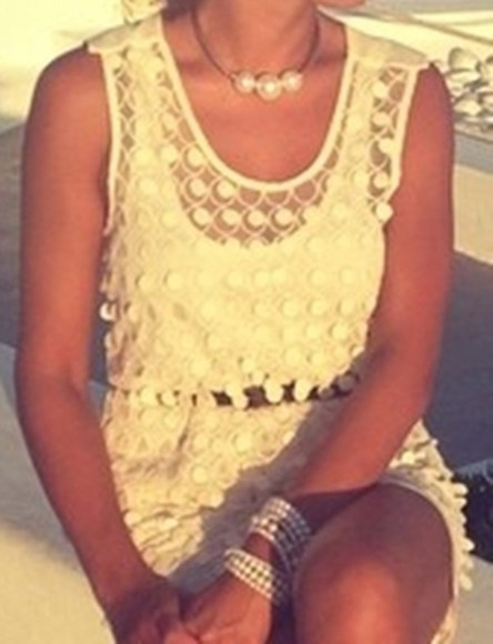 dress white summer dress clothes summer outfits white dress eqru dresses,summer,cute