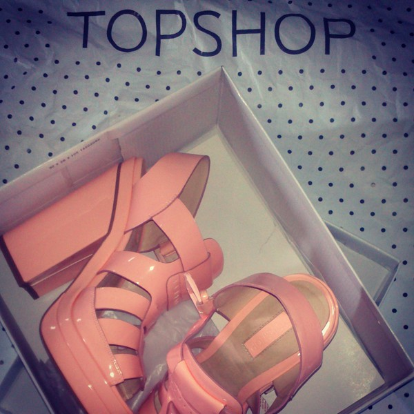 shoes topshop